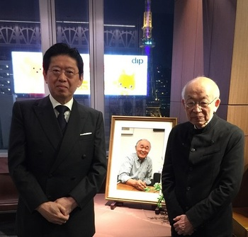 Mr. Shiro Sato memorial meeting.JPG