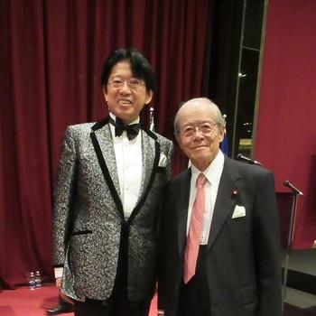 tak kazuo teatro regio reception.JPG