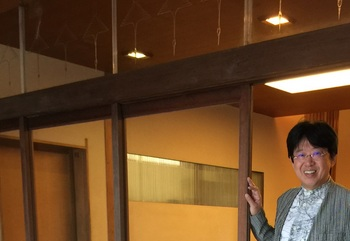 takac entrance glass cranes.JPG