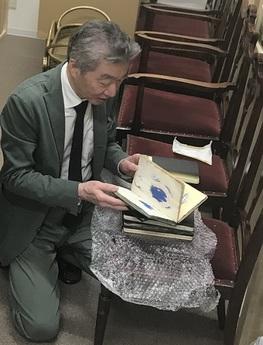 tomoaki small moleskine notebook.JPG